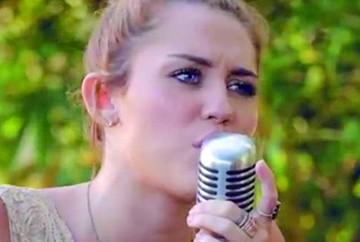 Miley Cyrus deja las drogas y transmite una nueva imagen