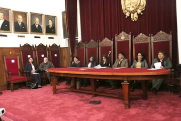 Estudio: 39% son mujeres del total de jueces en el país