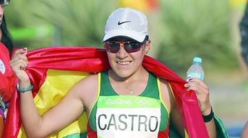 Boliviana logra presea de plata y clasifica al Mundial