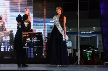 Miss Chuquisaca se lleva el título de Miss Elegancia