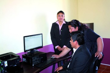 Derechos Reales cuenta con una oficina en Padilla