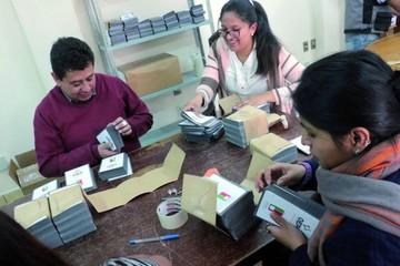 Últimos preparativos para el referéndum en la región