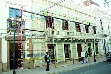 El Musef de Sucre alista reapertura de su edificio