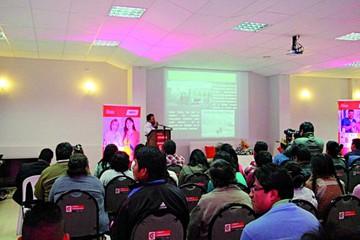 Foro Pyme del BCP atrajo a 250 personas