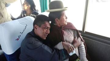 Emotivo reencuentro marca el retorno de los nueve bolivianos en Pisiga