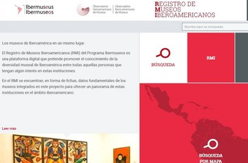Nace una plataforma digital para la difusión de museos de Iberoamérica