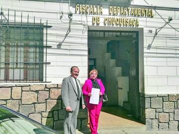 Fiscalía recibe solicitud para investigar a Gorena
