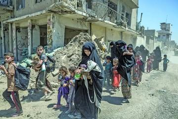 Estado Islámico resiste en el casco antiguo de Mosul