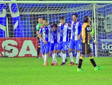 El Tigre concluye el torneo con una goleada en contra