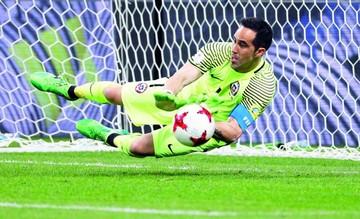 Bravo mete a Chile en la final