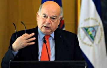 Insulza reconoce que las relaciones entre Bolivia y Chile están deterioradas