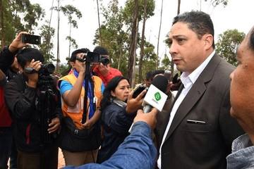 Héctor Arce asegura que Ministro de Justicia chileno falta a la verdad