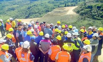 Hay retrasos en ejecución del tramo Padilla- El Salto