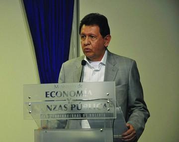 """Oscar Ferrufino, nuevo """"vice"""" de Pensiones"""