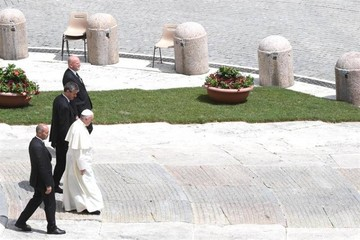 El Papa releva a Müller como prefecto de la Congregación Doctrina de la Fe