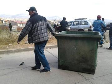 Cinco juntas vecinales participan de macro campaña de limpieza