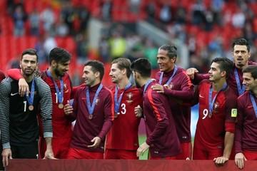Portugal se hace con el tercer puesto con Cristiano de vacaciones