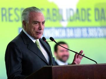 Brasil: Comisión analiza denuncias contra Temer