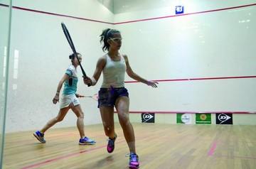Squash conforma equipo