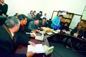 Observan preguntas a los aspirantes a magistrados