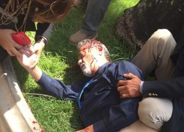 Al menos 12 heridos tras episodio de violencia en la sede del Congreso en Venezuela