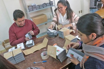 Rige el silencio electoral en Macharetí y Huacaya