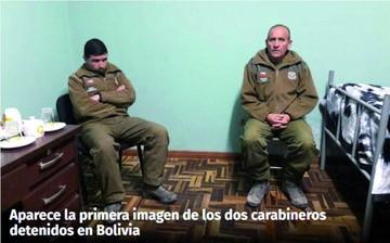 Gobierno garantiza DDHH de los carabineros chilenos detenidos
