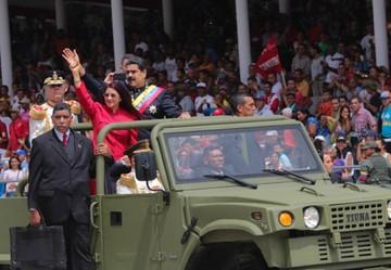 Maduro pide lealtad a militares ante posible división en la FANB