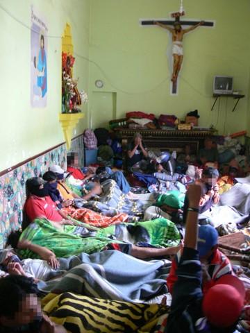San Roque: Cuando se agradece por estar en una cárcel