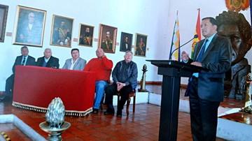 El Club Internacional Jaime de Zudáñez se reencuentra