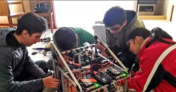 Equipo boliviano dará pelea en concurso mundial de robótica