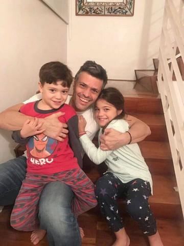 Leopoldo López vuelve a casa