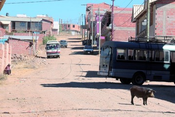 Fortaleza, un barrio alejado que reclama una mejor atención
