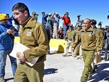 Chile acusa a Bolivia  de hostilidad
