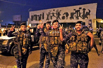 Irak celebra liberación de Mosul de yihadistas