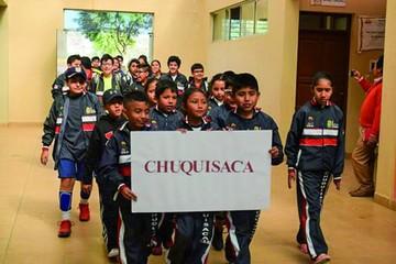 Raquetbol: Chuquisaca sube al podio en Nacional de Tarija