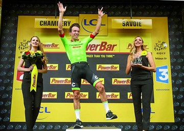 Colombia celebra en el Tour de Francia