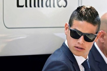 James, el segundo colombiano en el Bayern y el noveno en la Bundesliga