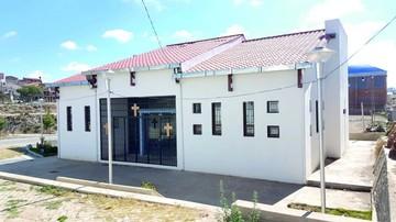 Salón velatorio lleva tres años sin uso