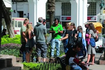 Más de 25.000 turistas llegaron a Sucre en 2017