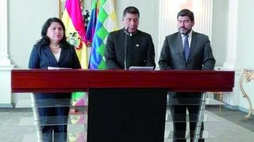 Bolivia invita a diálogo a Chile la próxima semana en La Paz