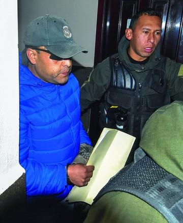 Arresto en casa para coronel por el caso Katanas