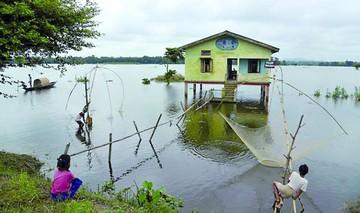 Fuertes inundaciones dejan varios muertos en Nigeria
