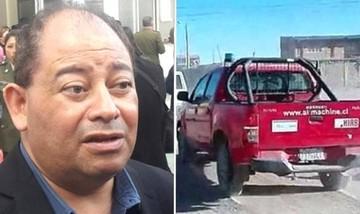 Policía boliviana usa como incautado el auto denunciado en Chile