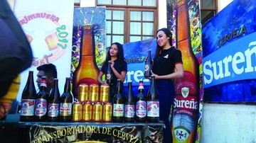 Primavera Fest con variedad de cervezas