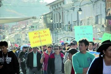 Tarifa eléctrica en Sucre subió 20% en una década