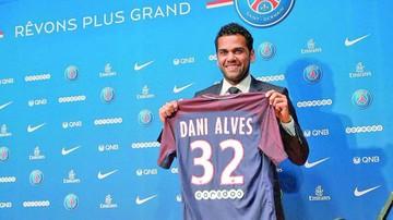 Dani Alves ficha por el PSG