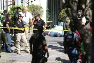 Confirman el deceso de cuatro personas tras asalto frustrado de joyería en Santa Cruz