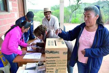 Huacaya: Culpan al Alcalde por la victoria del No