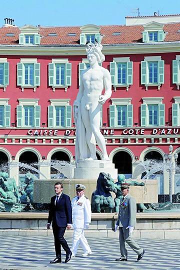 Francia conmemora a las víctimas de Niza
